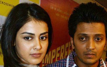 Riteish And Genelia Deshmukh Narrowly Escape Bangkok Bomb Blast