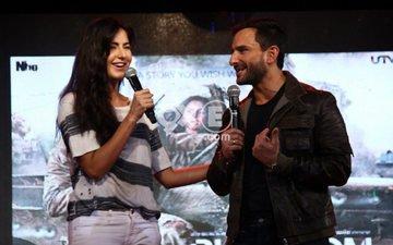 Katrina Reveals Why She Is So Fond Of Saif