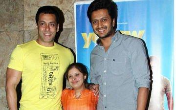 Salman Khan Has No Time For Riteish Deshmukh's Remake