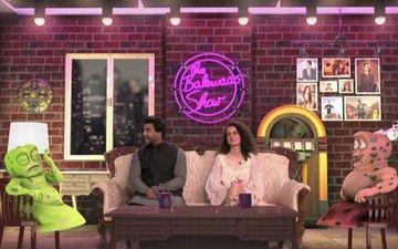R.Madhavan & Kangana Ranaut Lose It   The Bakwaas Show   Tanu Weds Manu Returns