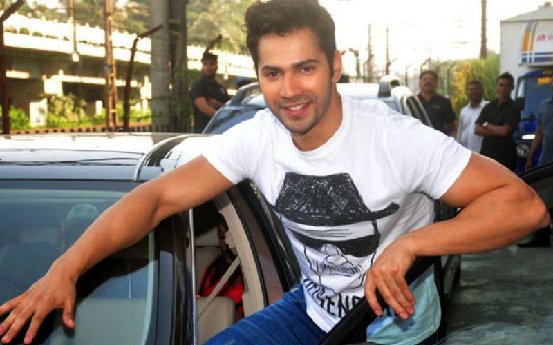 Which Movie Is Varun Dhawan Going Gaga Over?