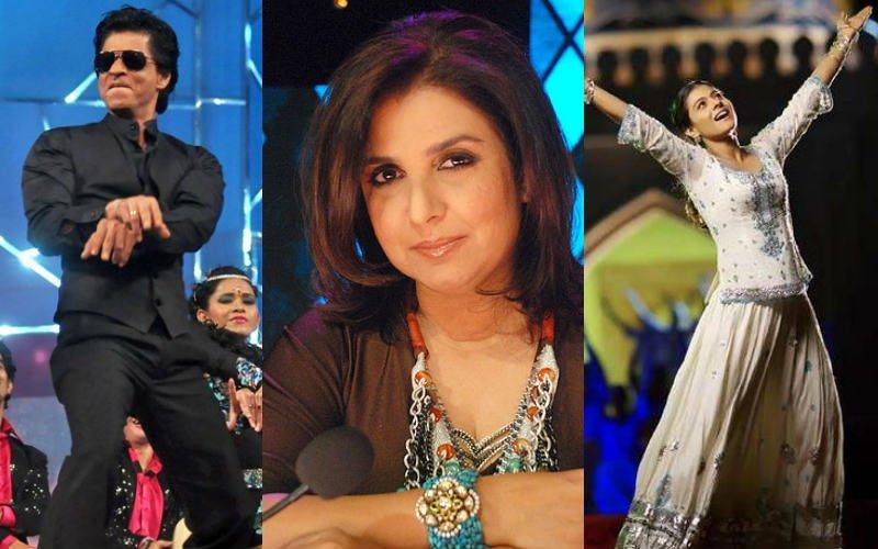 Farah To Choreograph SRK's Romance With Kajol In Iceland