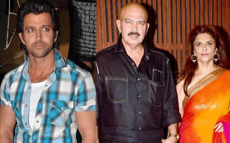 Hrithik Roshan Separates From His Parents
