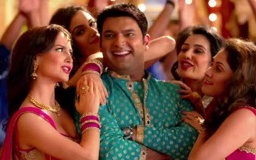 What Do You Think Of Kapil Sharma's Dancing Skills?