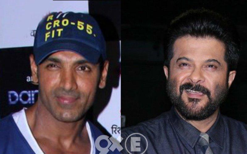 John Abraham Teases Anil Kapoor About His New 'Romance'