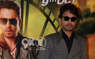 Irrfan Khan Reveals What Drew Him To Jazbaa