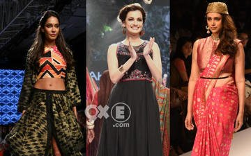 Lisa, Dia or Aditi - Who's The Hottest at LFW?