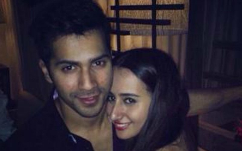 Varun Dhawan's Beach Romance With Girlfriend Natasha Busted