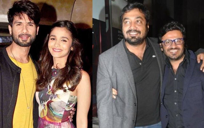 Alia-Shahid Starrer's Phantoms Were Born From A Fight!