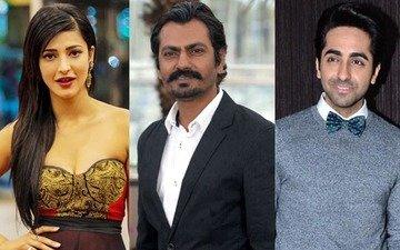 Shruti Joins Nawaz And Ayushmann In Anurag Kashyap's Next