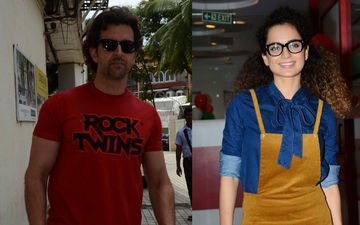 Hrithik, Let's Talk About Kangana