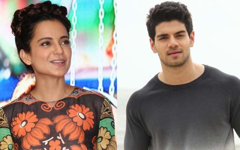 No Inhibitions! Sooraj Ready To Work With His Father's Ex-Girlfriend Kangana