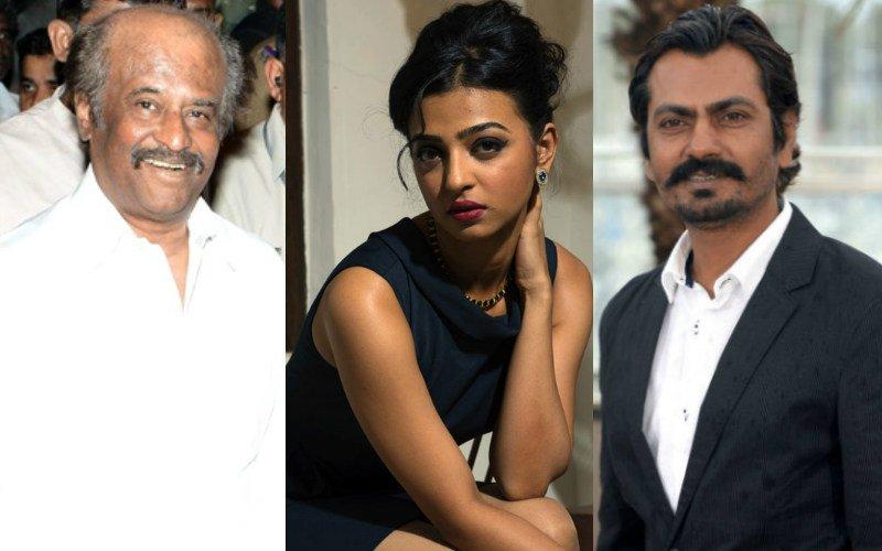 Radhika Prefers Rajini Over Nawaz