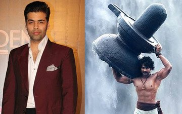 KJo Will Have To Wait For 3 Years To Work With Baahubali Director