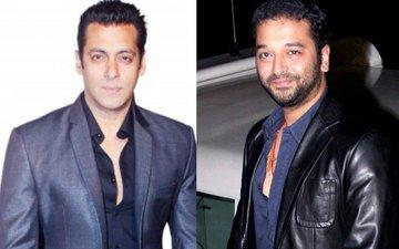 Salman Lets His Hair Down On Sunny's Birthday