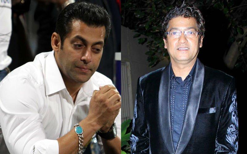 Salman Pays Homage To Aadesh Shrivastava