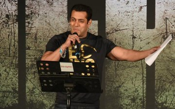 Salman: If I Can Sing, Then Anybody Can!
