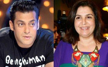 Salman: Farah Khan's Bigg Boss TRPs Were Higher Than Mine