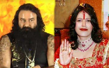 Is Gurmeet Ram Rahim Trying To Nudge Radhe Maa?
