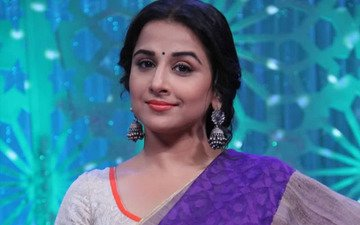 Vidya Balan Joins FTII Protest; Sends Letter To Prez