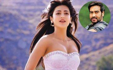 Shruti Haasan's Big Fight With Ajay Devgn's Director