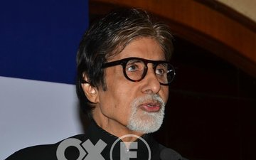 Amitabh Bachchan Lends His Support For The Fight Against TB