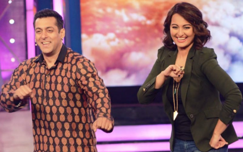 I Owe It All To Salman, Says Sonakshi