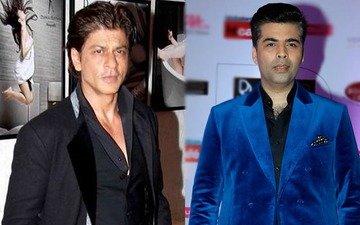 Shah Rukh Khan Bows Out Of Karan Johar's Film
