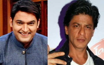 Kapil Shows It To SRK First!