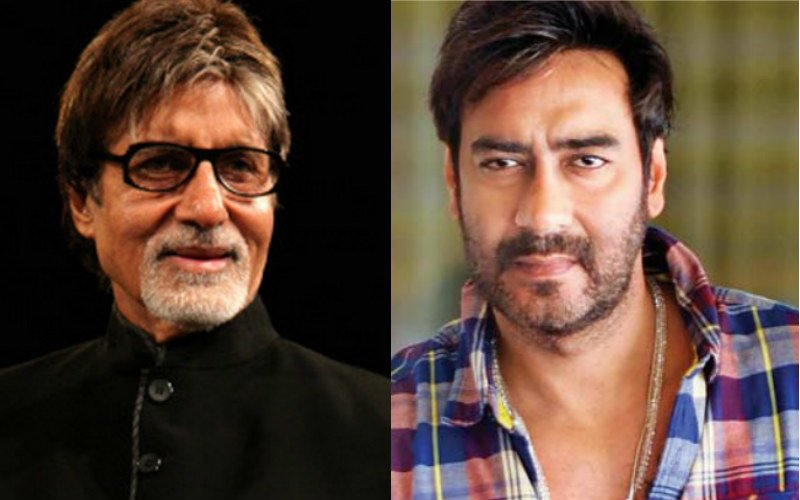 Amitabh-Ajay In Pahlaj Nihalani Film?