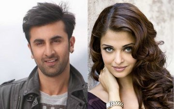 Love In Paris For Ranbir Kapoor-Aishwarya Rai