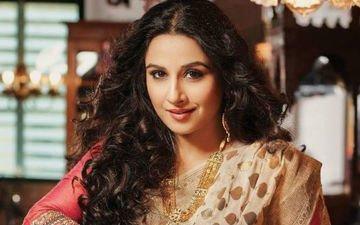 Vidya Is Quite 'Crafty'