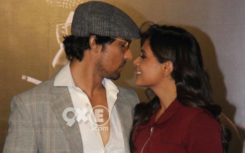 Richa Chadda And Randeep Hooda Get Cosy