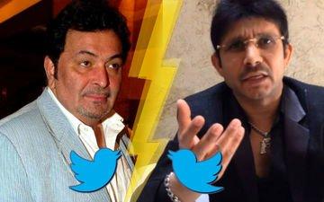 Rishi Kapoor And Kamaal R Khan's War Of Words On Twitter