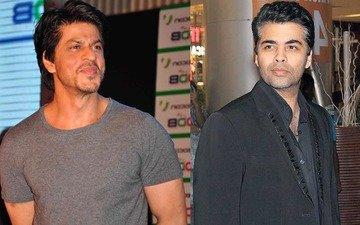 Shah Rukh Heads To London For Karan