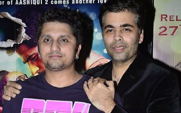 Karan Johar-Mohit Suri Patch Up!