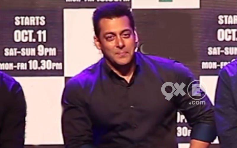 Salman Opens Bigg Boss Doors For Shah Rukh