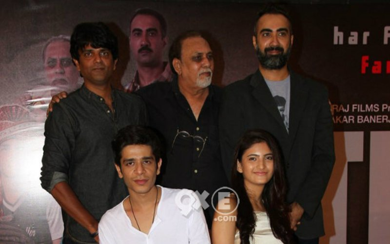 First Look Launch Of Titli