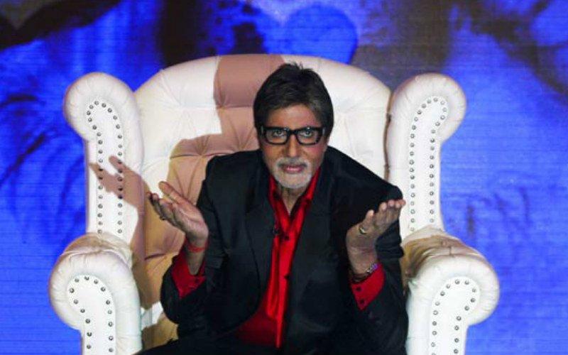 Is Amitabh Bachchan Part Of Bigg Boss?