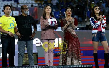 Aishwarya, Alia Steal The Show At ISL Opening Ceremony