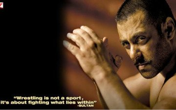 First Look Of Sultan Is Here!