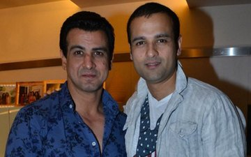 Ronit And Rohit Roy To Make Joint Bollywood Outing