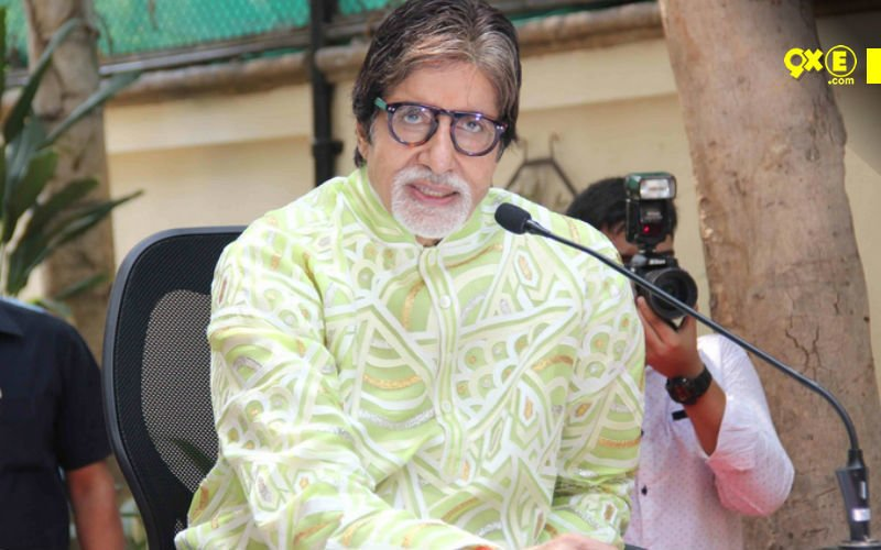 Big B's New Show To Celebrate Unsung Heroes
