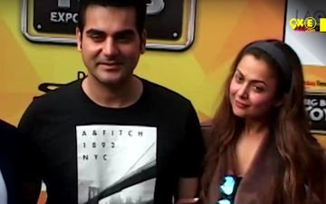 Arbaaz Khan's Outing With Son And Sister-in-law