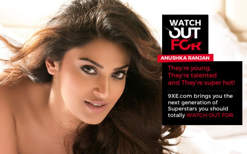 Anushka Ranjan Gets Ready For Kissing Scenes, Swimsuits And Gossip