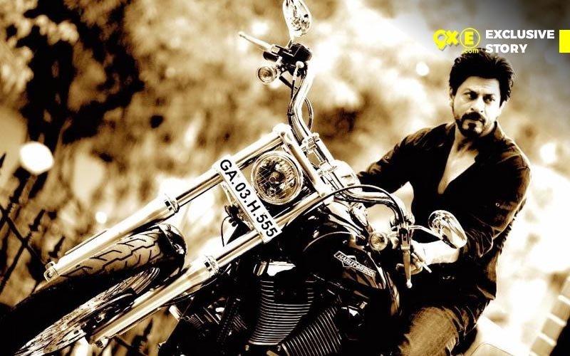 SRK Plays Automobile Designer In Dilwale