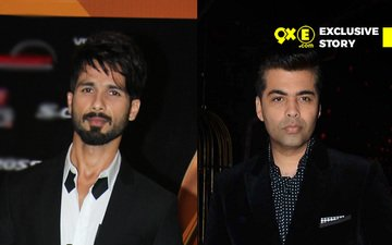 Blame Shahid Kapoor for Karan Johar's Absence From Shaandaar Promotions!