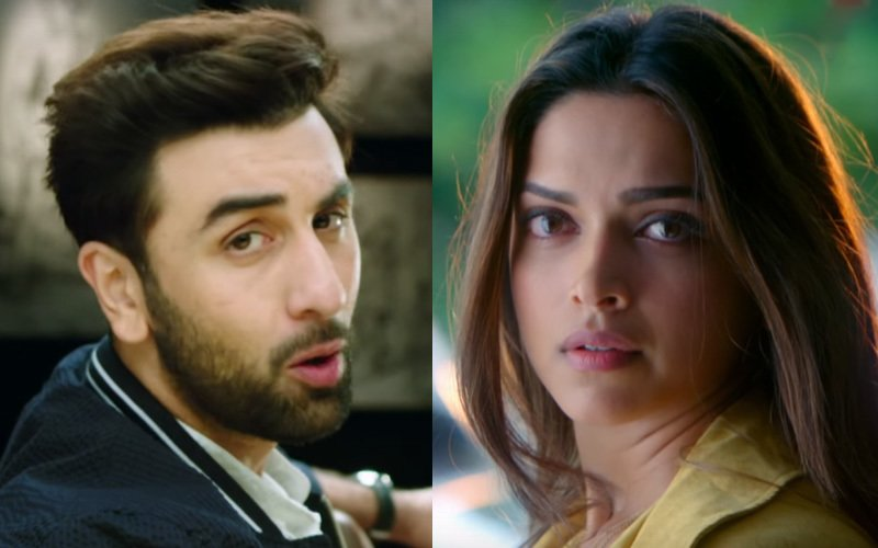 Ranbir-Deepika Get 'Happy Sad'