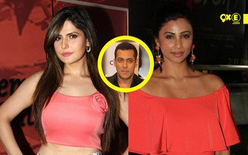 Salman Wants Zarine And Daisy To Steam It Up