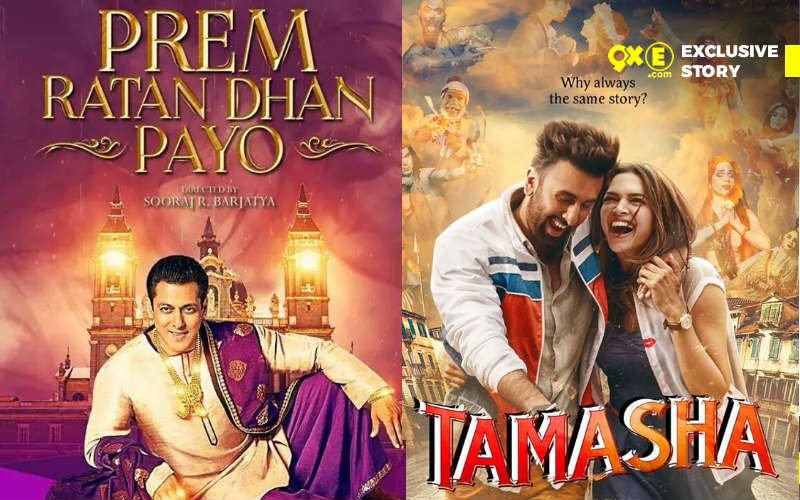 Will Salman's Prem Ratan Dhan Payo Hamper Ranbir's Tamasha?